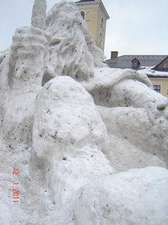 FOTKA - Krakonoš na náměstí1