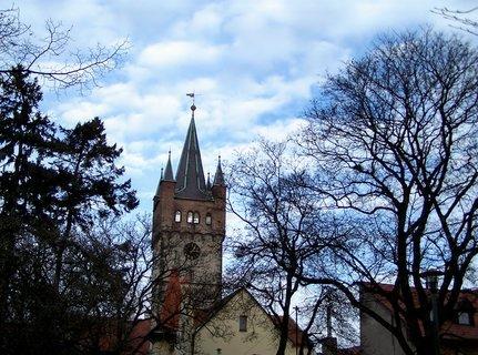 FOTKA - Věž Pražské brány -dříve Vraclavské