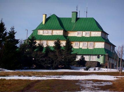 FOTKA - Masarykova turistická chata-Šerlich