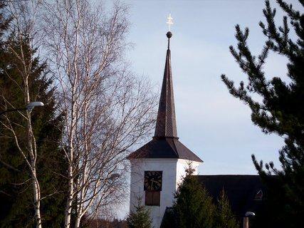 FOTKA - Kostel sv. Jana Křtitele Kunštát