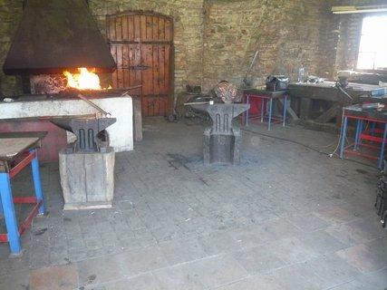 FOTKA - kovářství na Helfštýně,,,,