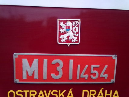 FOTKA - Motoráček