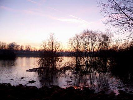 FOTKA - Rozlitá řeka