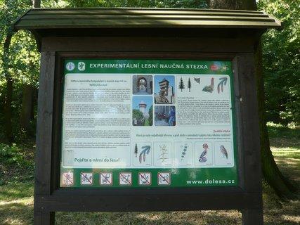 FOTKA - lesní naučná stezka