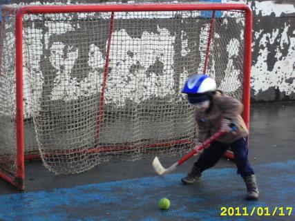 FOTKA - Hokejbalista....:)