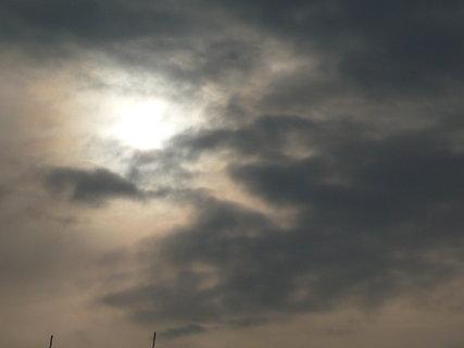 FOTKA - zimní obloha