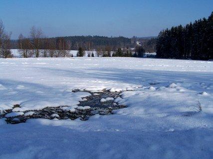 FOTKA - Toulání lednovou přírodou