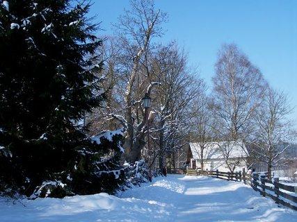 FOTKA - Přijměte pozvání na procházku   krásnou zimní  krajinou