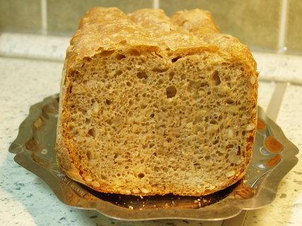 FOTKA - dokonal� chl�b z dom�c� pek�rny