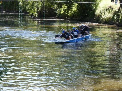 FOTKA - Vodáci v Lovosicích 3