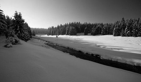 FOTKA - Říčka Schwarze Pockau