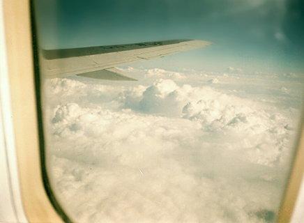 FOTKA - V oblacích