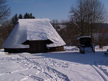 FOTKA - Stodola na Veselém kopci