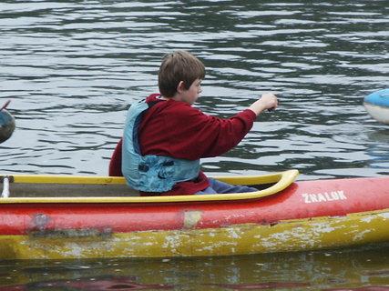 FOTKA - Voda + lodě = vodáci 1