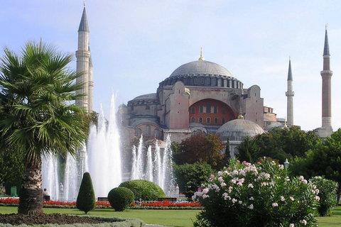 FOTKA - Istambulská Haya Sofia