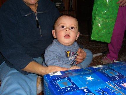 FOTKA - moje prvé vianoce