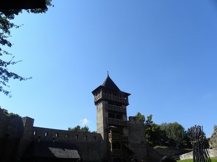 FOTKA - .hrad Helfštýn.......