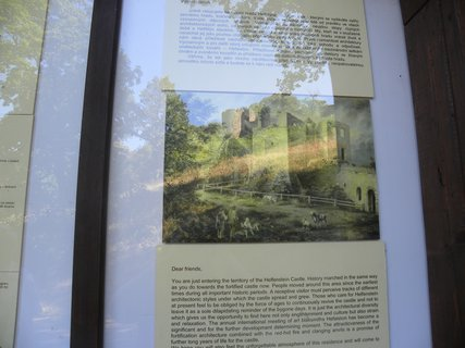 FOTKA - ,hrad Helfštýn....
