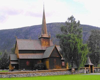 FOTKA - Severský kostelík