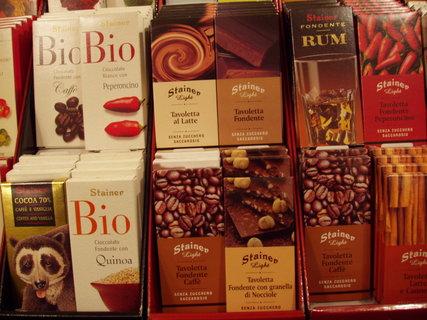 FOTKA - pro milovníky čokolády - kavárna Choco Café U Červené židle