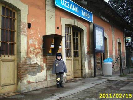 FOTKA - Tomík v Italii...1.