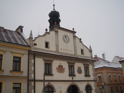 FOTKA - Nové Hrady - radnice