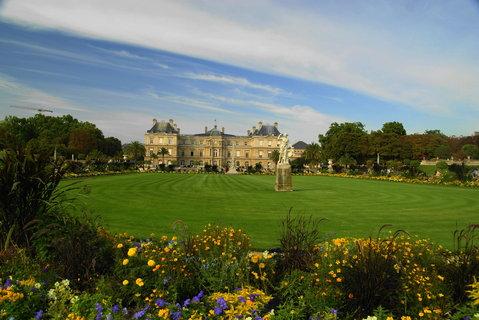 FOTKA - Paříž, Lucemburský palác