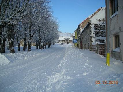 FOTKA - Měděnec v zimě