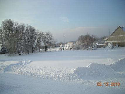 FOTKA - Měděnec v zimě 2