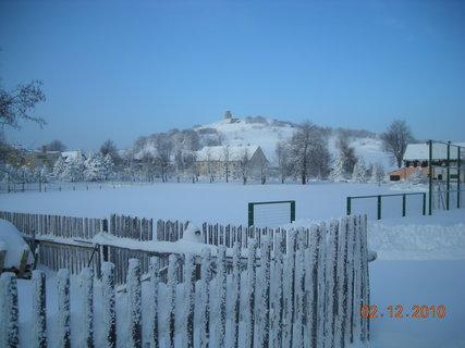 FOTKA - Měděnec v zimě 3