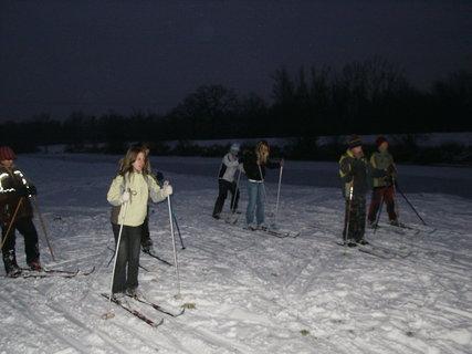 FOTKA - Vodáci z zimě