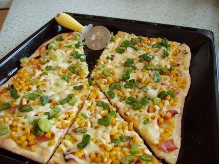 FOTKA - domácí pizza v mnoha podobách