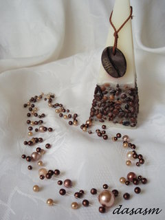 FOTKA - Motanice z perliček