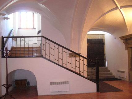 FOTKA - Interiér zámku..