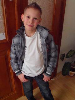 FOTKA - Daneček v novém sestřihu i oblečení :-)