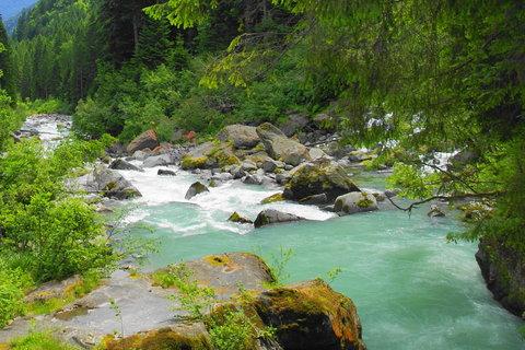 FOTKA - Čistá horská řeka
