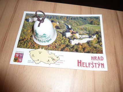 FOTKA - z hradu Helfštýn na památku