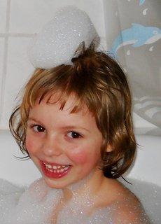 FOTKA - Sluníčko ve vaně