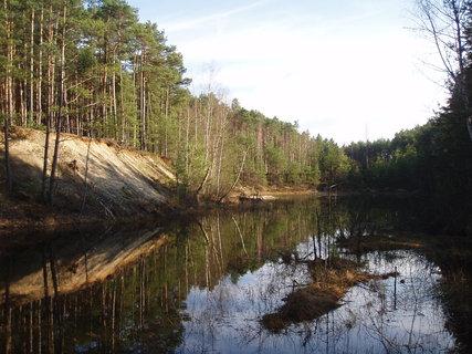 FOTKA - pískovna  - 23.3.2011