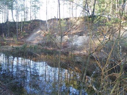 FOTKA - pískovna  - 23.3.2011 ..