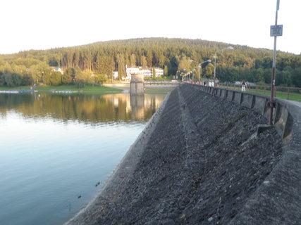 FOTKA - Luhačovice přehrada