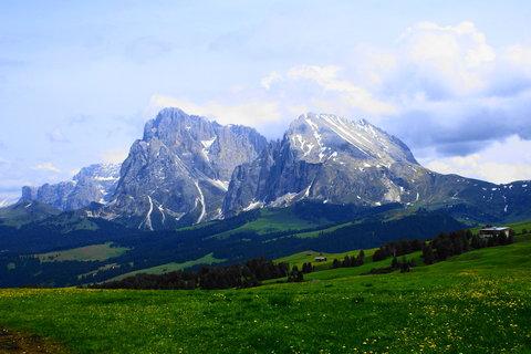FOTKA - Jarní námět z Dolomit