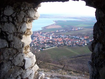 FOTKA - Pohled z Pálavy