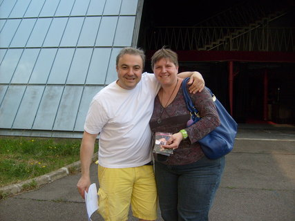 FOTKA -  já a Martin Zounar
