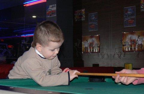 FOTKA - Co se v mladi naucis....:)