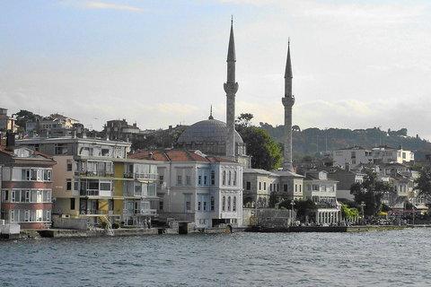 FOTKA - Istambulské pozdní odpoledne