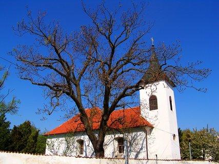 FOTKA - malý kostelík v Hrnčířích...