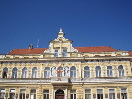 FOTKA - radnice v Milevsku