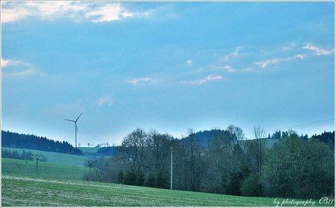 FOTKA - větrná elektrárna