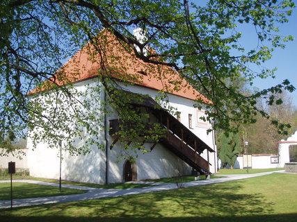 FOTKA - areál kláštera - Milevsko
